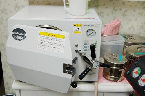 医療器具用滅菌装置